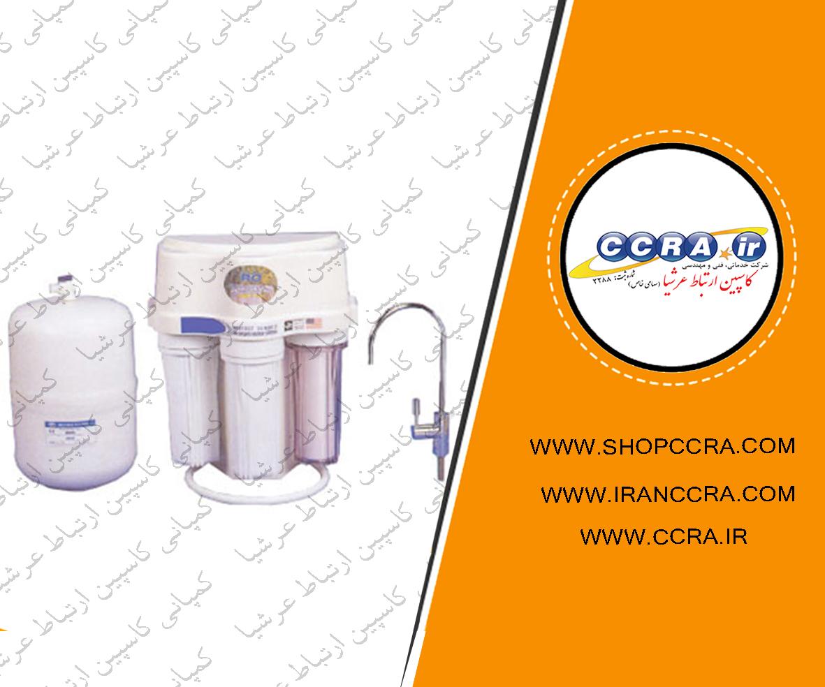 نصب دستگاه تصفیه آب خانگی